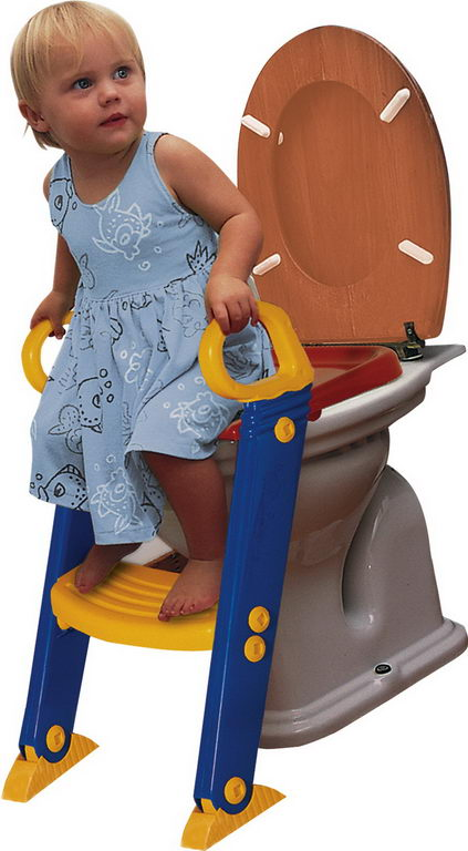 Bambino Toilet Step Trainer