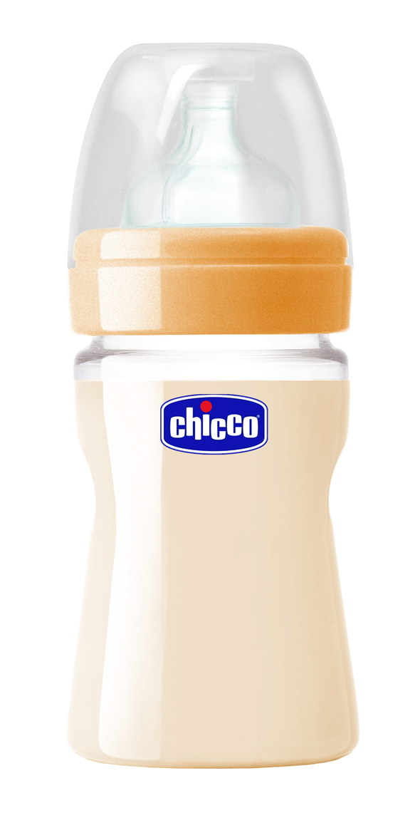 Chicco Evolution Well Being Feeding Bottle 150ml