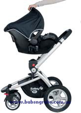 Safety 1st Shuttle Stroller Travel System
