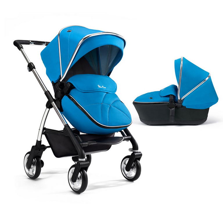 Silver Cross Wayfarer Reversible Pram