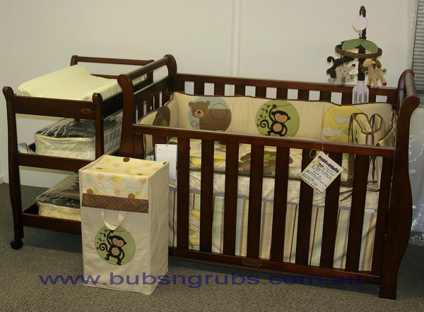 mamas and papas orchard sleigh cot bed instructions