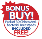 Chicco Breast Pump Bonus