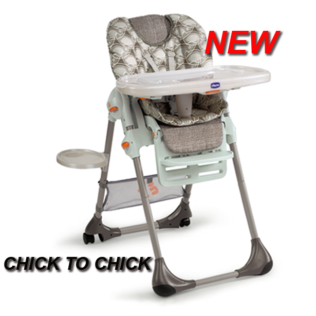 Product Description. The Chicco Stack 3-in-1 multichair transforms from highchair, to booster seat, to youth stool. For infants, the Stack serves as a comfortable padded highchair, featuring a 3-position recline and a one-hand removable tray with washable tray liner.