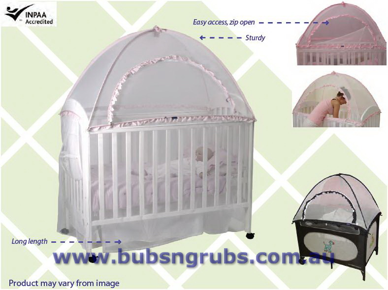 Cot Canopy Net & Babyhood Cot Canopy Net | SAVE $13.0 | Flat Rate Shipping FAST ...