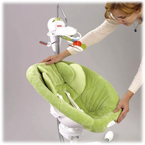 Fisher Price I Glide Cradle Swing 249 95 Fisher Price