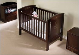 Humphreys Corner Cot and Nursery Furniture
