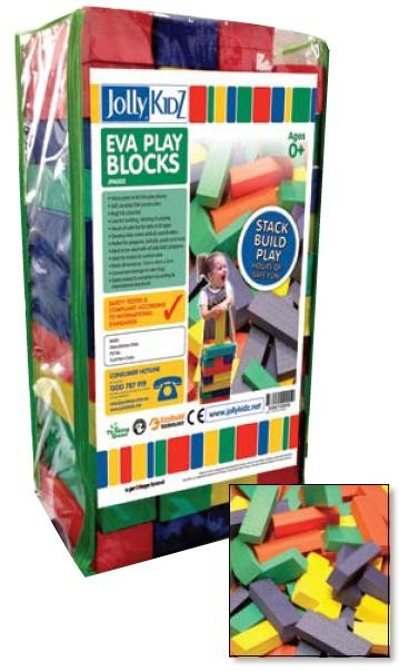 Click on picture to enlarge - Joly Kidz Eva Play Blocks