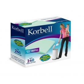 Korbell Daiper Nanny Refills