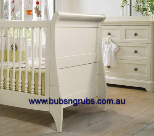 Mamas and Papas Orchard Sleigh Baby Furniture