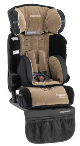 Maxi Cosi Goliath Convertible Booster Seat with Air Protect Olive