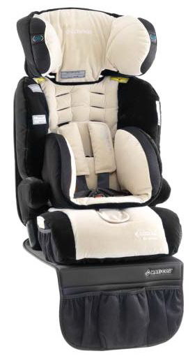 Maxi Cosi Goliath Convertible Booster Seat with Air Protect Stone