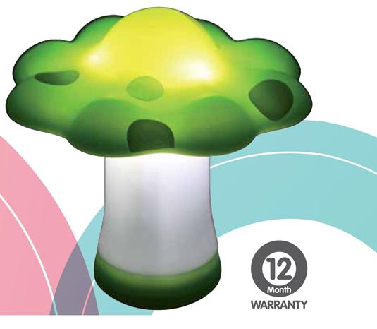 Oricom Ori-Lite LED Mushroom Light
