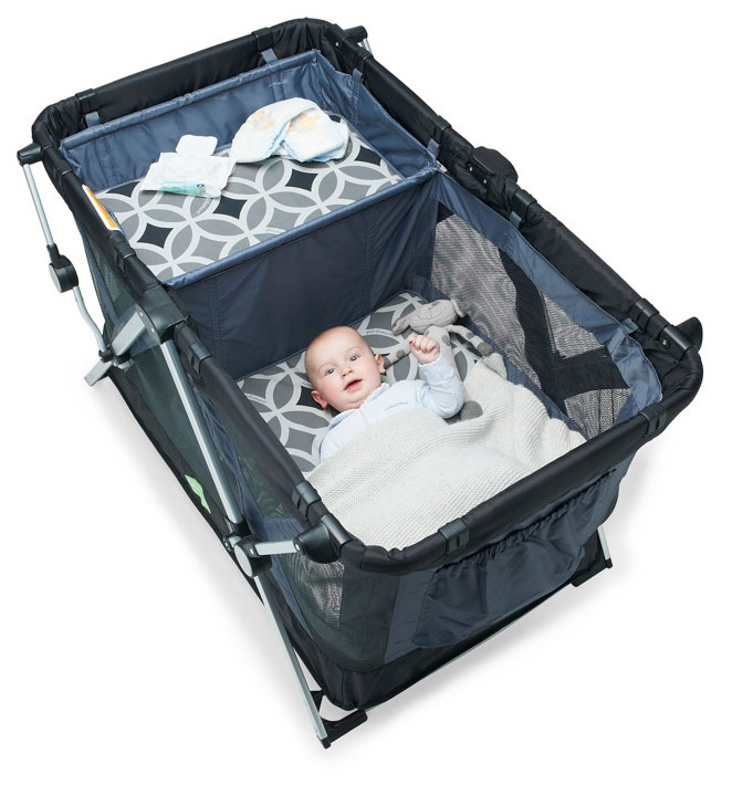 Quicksmart 3 in 1 Travel Cot