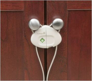 Safety 1st Push ?N Snap Cabinet Lock