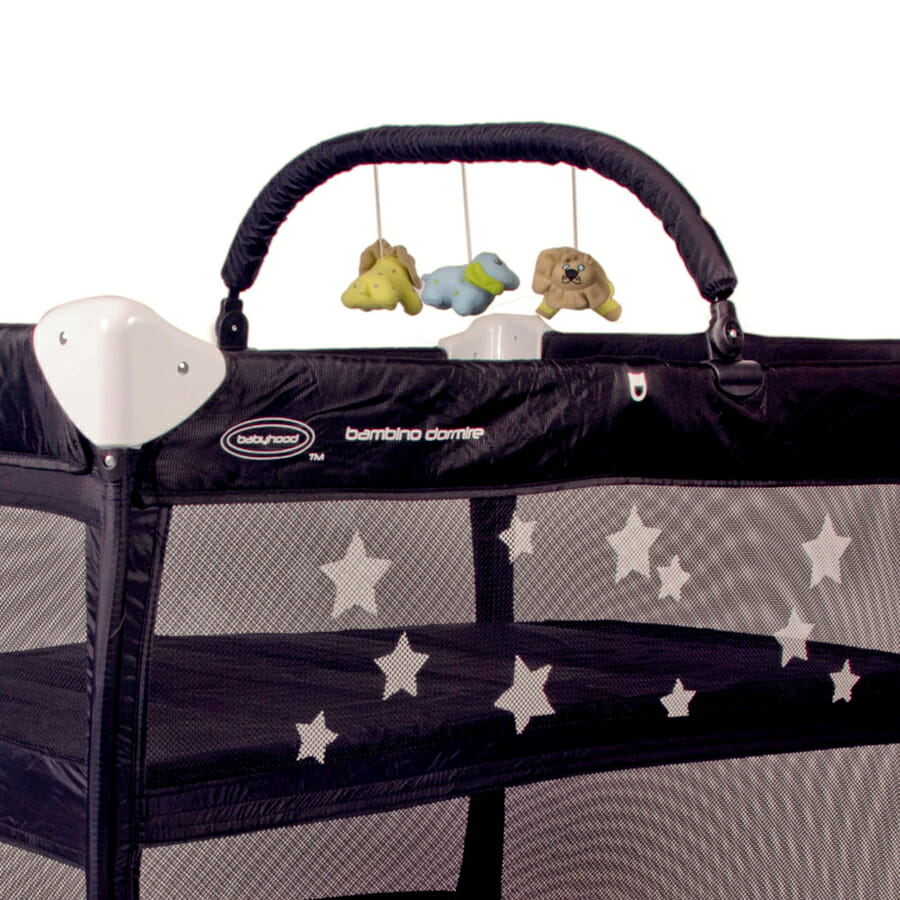 Bambino Dormire Change Toy Bar Black
