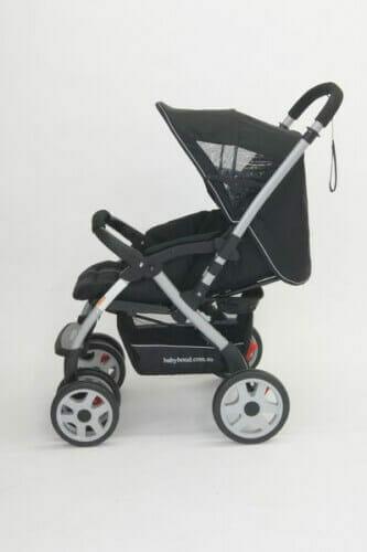 Babyhood Verve V2 Black