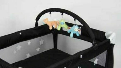 Babyhood Dormire Optional Toy Bar