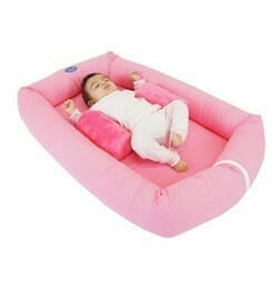 Cosy Crib Pink