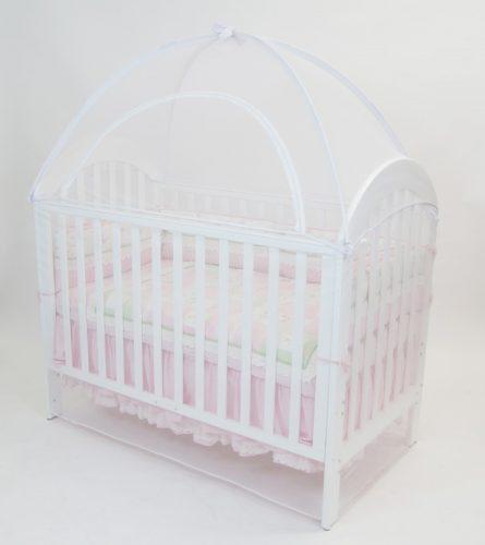 Babyhood Cot Canopy Net White & Babyhood Cot Canopy Net | Bubs n Grubs