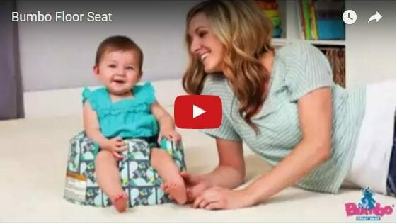 Bumbo Baby Seat Bumbo Floor Seat Video Review