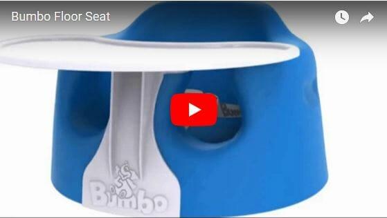 Bumbo Floor Seat Video