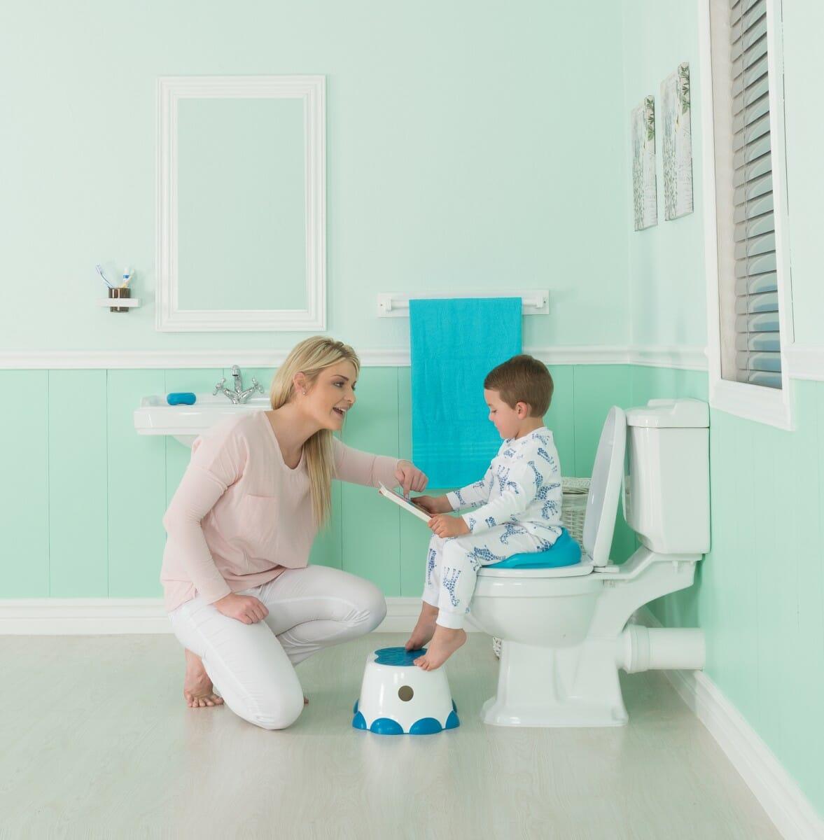 Bumbo Toilet Trainer Lifestyle