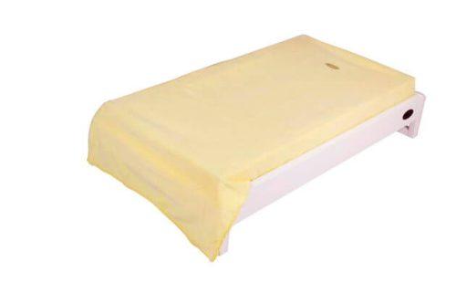 Change Mat Cover Lemon