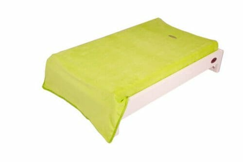 Change Mat Cover Lime