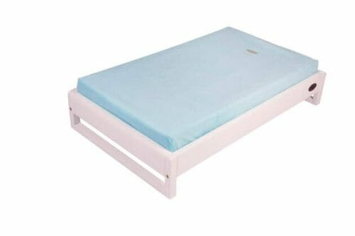 Change Mat Cover Pale Blue