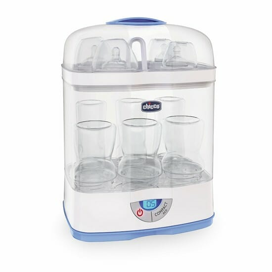 Chicco NaturalFit 3-in-1 Electric Modular Steriliser