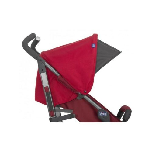 Chicco LiteWay 2 Stroller Red Canopy