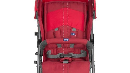 Chicco LiteWay 2 Stroller Red Seat