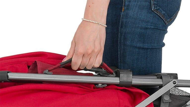Chicco LiteWay 2 Stroller Handle