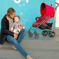 Chicco LiteWay 2 Stroller Lifestle