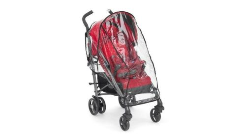 Chicco LiteWay 2 Stroller Red Ran Cover