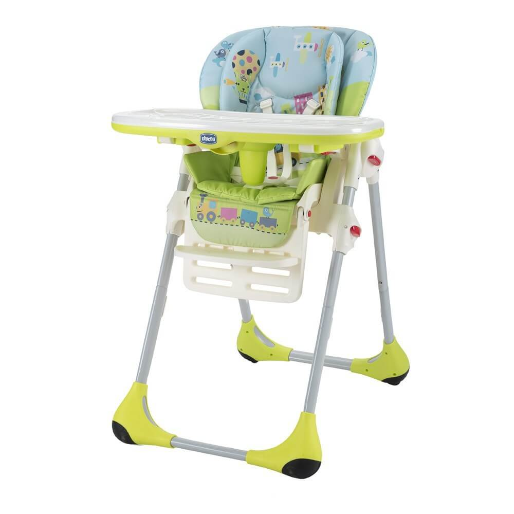 Chicco Polly Double Phase High Chair Babyworld