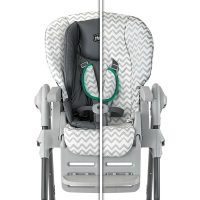 Chicco Polly Double Phase High Chair Empire Seat