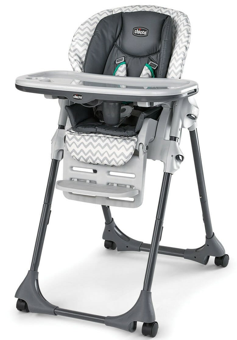 Chicco Polly Double Phase High Chair Empire