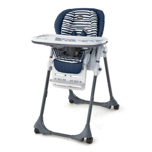 Chicco Polly Double Phase High Chair Equinox