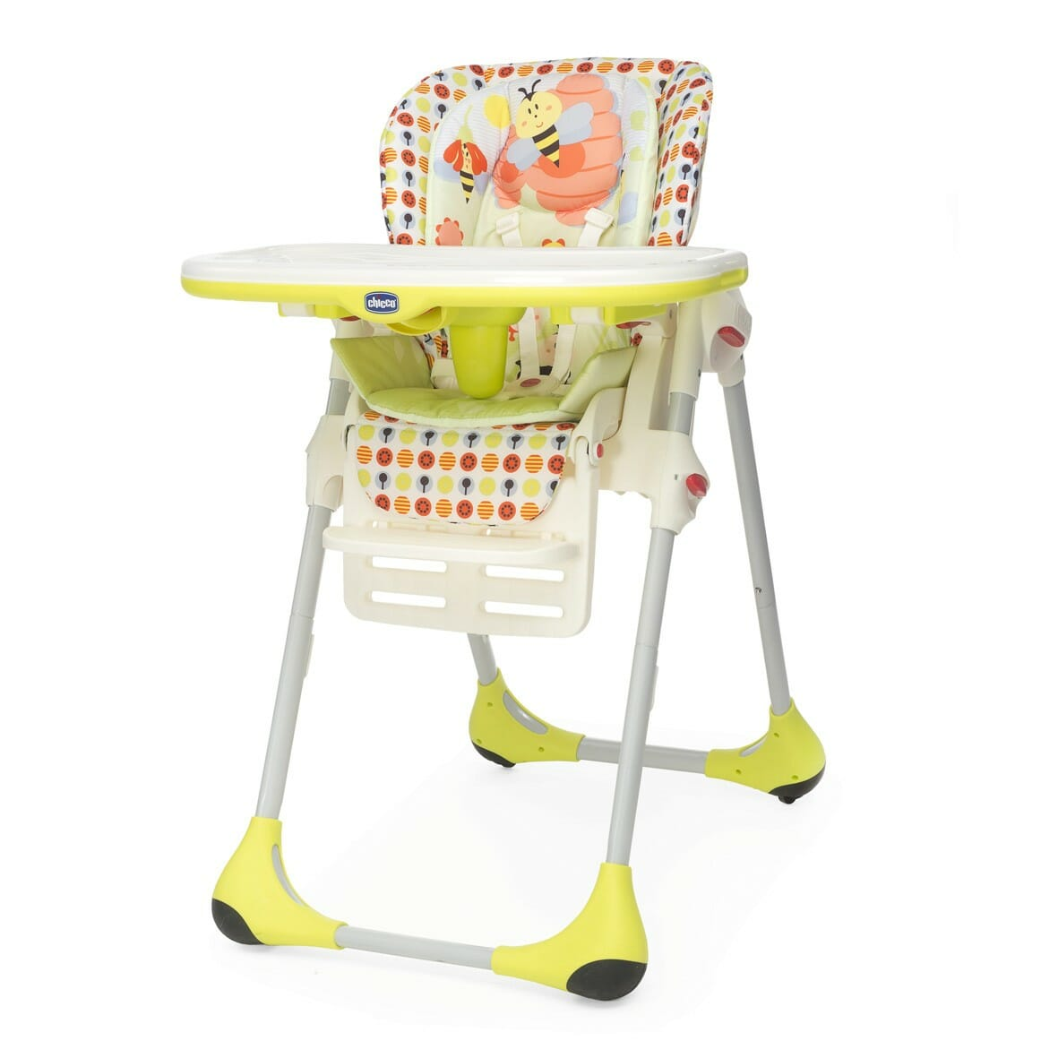 Chicco Polly Double Phase High Chair Sunny
