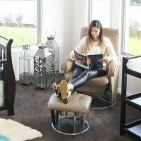Babyhood Diva Breast Feeding Chair 2