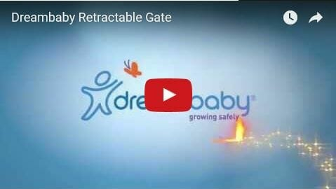 Dreambaby Retractable Gate Video Review