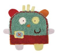 Mamas & Papas Gingerbread Monster Rug