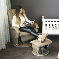Babyhood Manhattan Breastfeeding Chair
