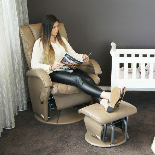 Babyhood Manhattan Breastfeeding Chair