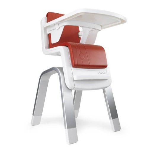 Nuna Zaaz High Chair Scarlet
