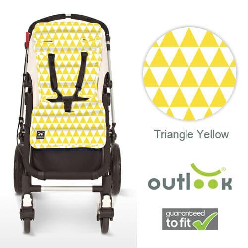 Yellow Traingles