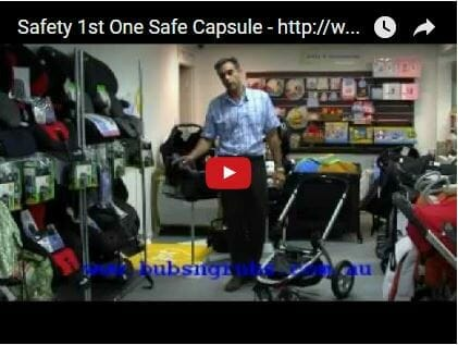 Safety 1st One Safe Video Review