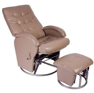 Babyhood Diva Glider Chair Latte