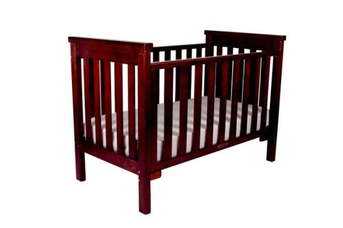 Milano Cot Walnut